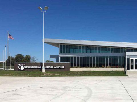 Local Donations Help West Michigan Regional Build New Terminal