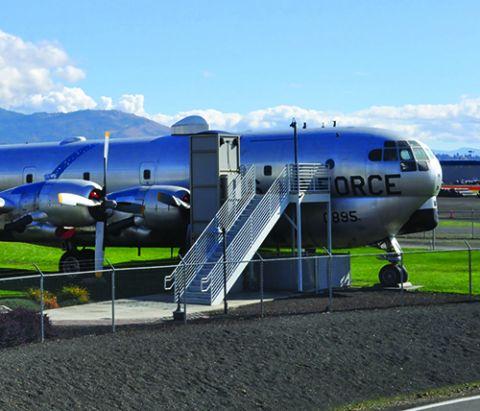 Ideas Build Success at Medford Airport