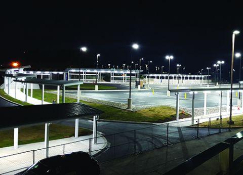 Lehigh Valley Int'l Adds Multi-Modal Transportation Center