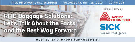 RFID Baggage Solutions: Let's Talk About the Facts and the Best Way Forward