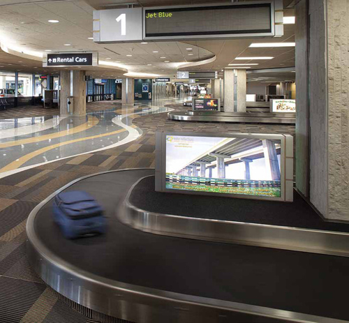 Tampa Int'l Boosts Bag Claim Efficiency With $21.1 Million