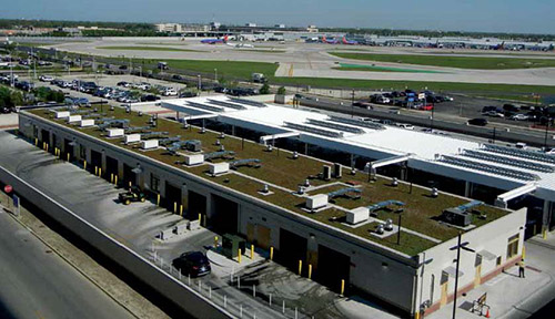 Midway Airport Parking >> Midway S New Consolidated Rental Car Center Relieves