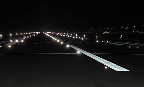 orlando int l slashes power consumption with led airfield lighting