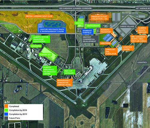 Edmonton Intl Adds Designer Outlet Mall Airport Improvement Magazine