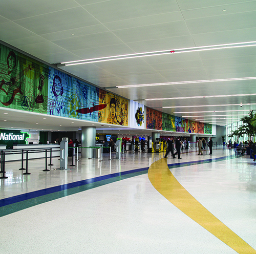 San Antonio Int'l Builds Consolidated Rental Car Facility