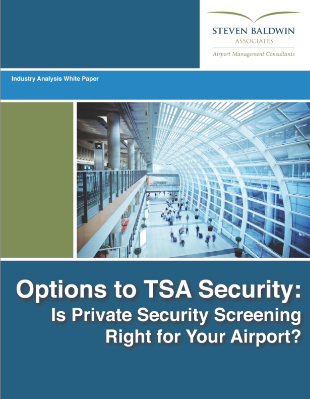 An Analysis of the TSA Screening Partnership Program