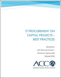 IT Procurement On Capital Projects - Best Practices