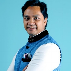 Shashank Nigam, Founder & CEO of SimpliFlying