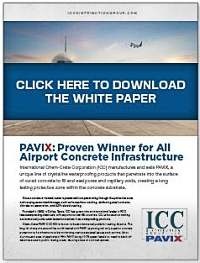 PAVIX: Proven Winner for All Airport Concrete Infrastructure