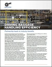DRIVING BAGGAGE HANDLING EFFICIENCY