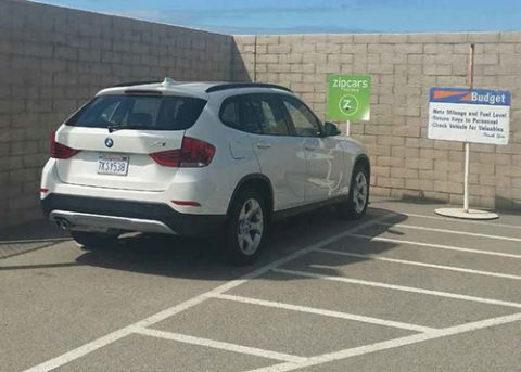 Zipcar Expands Further Into Airport Market Airport Improvement