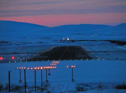 Charming Alaska Tries New Method For Repairing Runway Lights | Airport Improvement  Magazine Design Inspirations