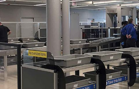 Checkpoint Wait Times Plummet After Airlines Add Automated Screening