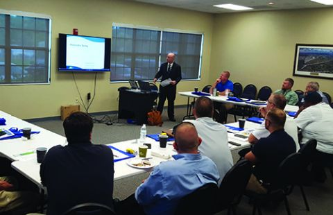 workshops by florida airports council provide in class on field