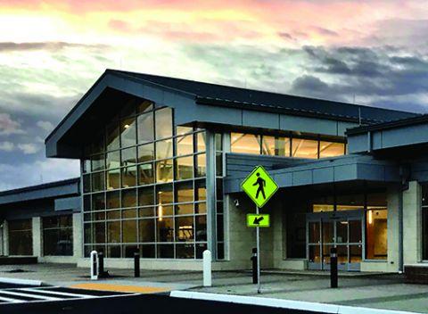 San Luis Obispo Regional Celebrates New Terminal