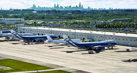 O'Hare Int'l Continues to Expand Cargo Capacity With New Landside Warehouse