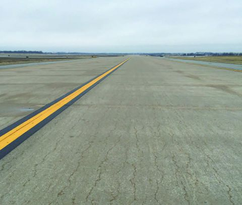 Northwest Arkansas Regional Overcomes Perplexing Runway Issues Caused by Alkali-Silica Reaction