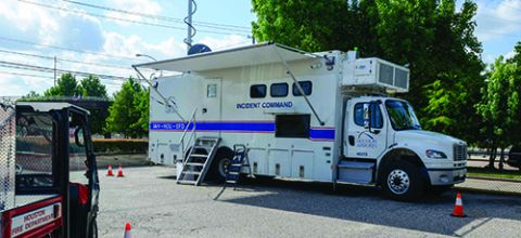 Houston Airport System Improves Incident Response With Mobile Command Center