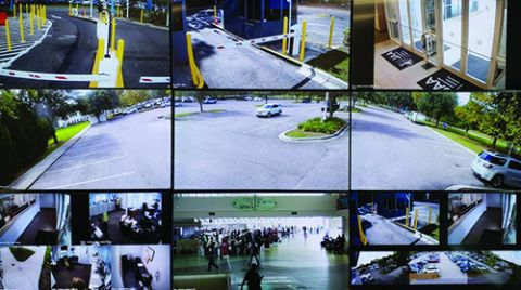 New Camera System Enables Jacksonville Int'l to Track Passengers From Parking Garage to Tarmac