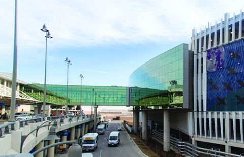 San Antonio Int L Builds Consolidated Rental Car Facility
