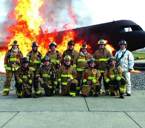 Roanoke-Blacksburg Regional Develops Staff of Triple-Trained Public Safety Officers