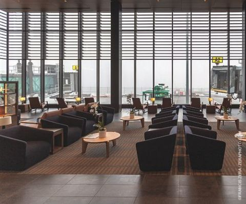 Paine Field Adds Commercial Service In Stylish New Terminal