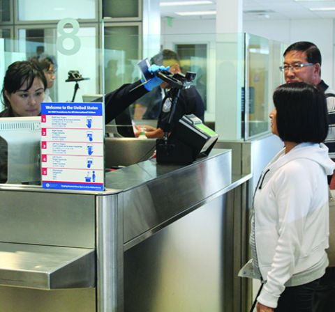 Mineta San Jose Int'l Partners with U.S. Customs & Border Protection on Facial Recognition Systems to Screen Arriving & Departing Int'l Passengers