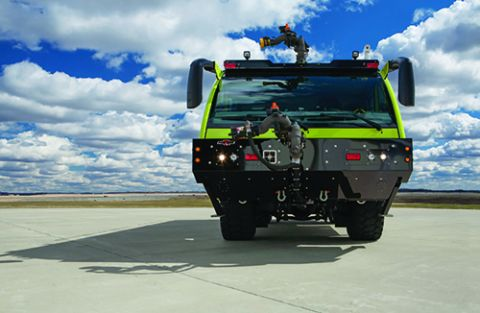 Ford Int'l Takes Action to Manage Potential Environmental Impacts of Firefighting Foam