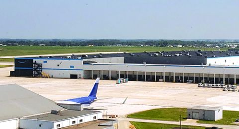 Wilmington Air Park Welcomes Amazon as New Tenant | Airport