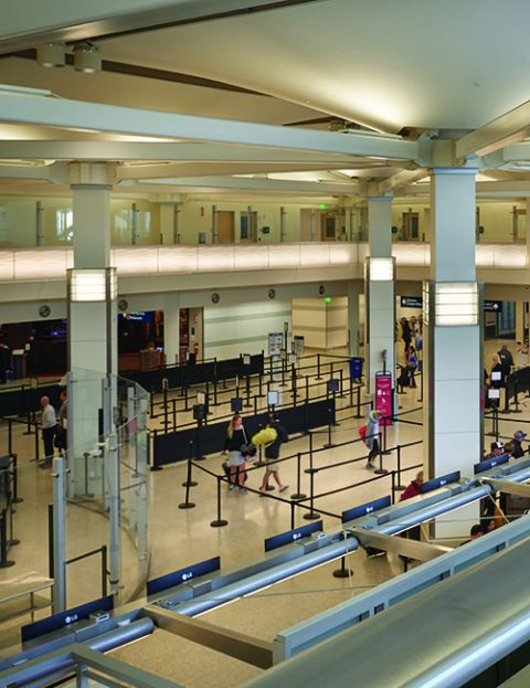 Oakland Int'l Using Dual-Technology Scanner for Employee Screening