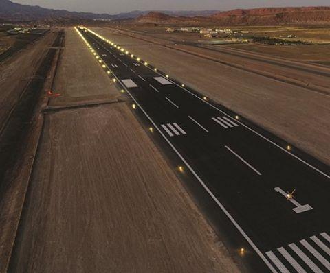 Runway Rebuild At St George Regional Requires Airport Closure Massive Excavation Airport Improvement Magazine