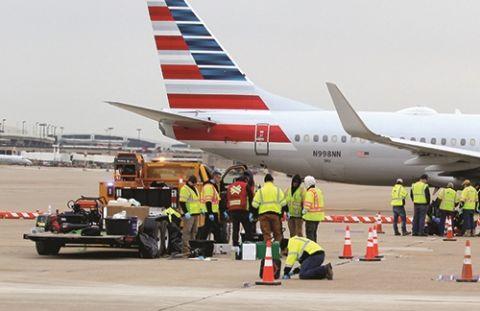 Dallas Fort Worth Int'l Hosts Runway Repair Training