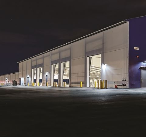 Space Constraints, Rapid Growth Spark New Cargo Facilities at Ontario Int'l