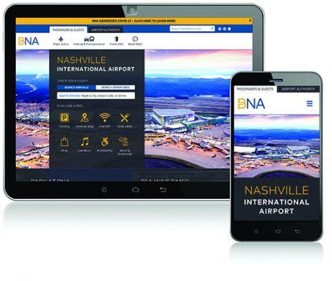 Nashville Int'l Launches New Website Design