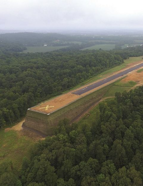Paoli Municipal Makes Significant Improvements to Its Sole Runway