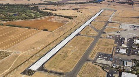 Collaboration, Flexibility Help Sacramento Int'l Meet Critical Deadline to Reopen Key Runway