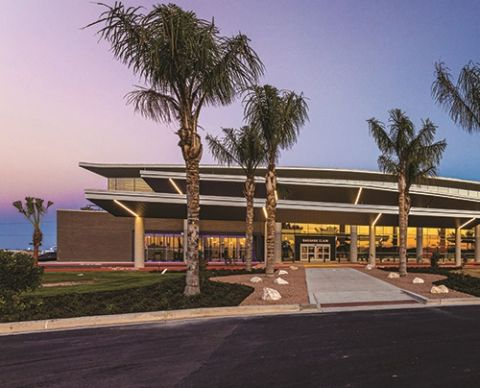New Terminal Significantly Increases Capacity, Flexibility at Brownsville South Padre Island Int'l