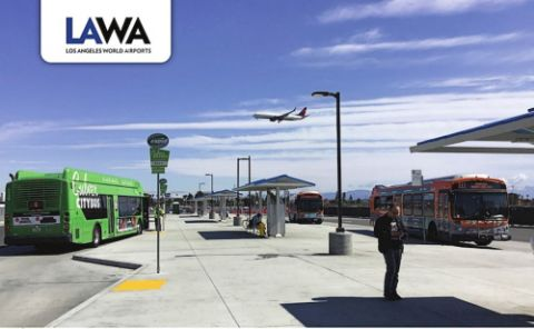 Enabling Projects Pave the Way for Extensive Landside Improvements at Los Angeles Int'l