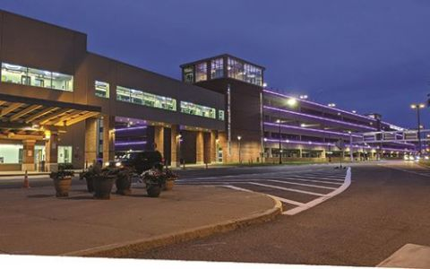 Post-Pandemic Vision at Albany Int'l Includes More Parking, More Technology