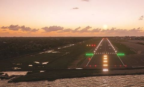 Owen Roberts Int'l Completes Airfield Improvements During Pandemic