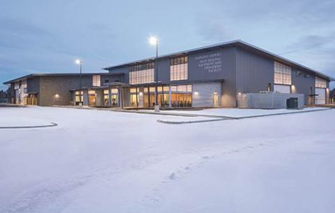 Redmond Municipal Builds New Facility for Snow Removal Equipment