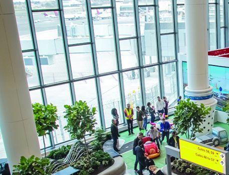 LaGuardia Opens New Concourse in Terminal B