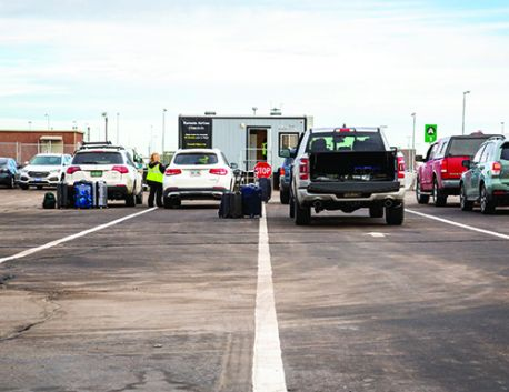 Denver Int'l Expands Bag Drop Options With Valet Service at Remote Parking Lots