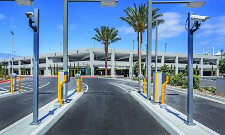 Innovation Lab at San Diego Int'l Tests Potential Parking Solutions