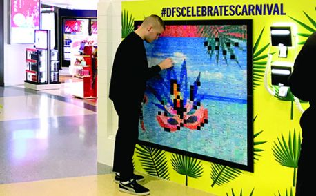 JFK Terminal 4 Creates Buzz With Interactive Social Media Events