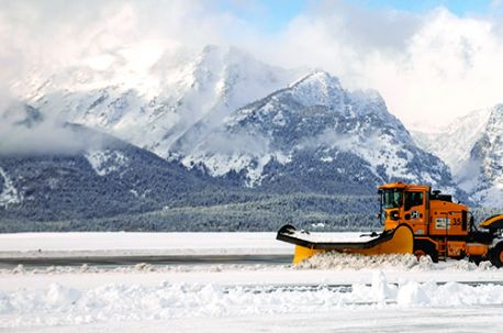 Small Airports Share Tips About Buying Multifunction Snow Equipment