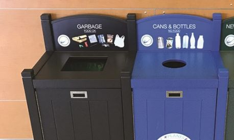 Detroit Metro Installs New Recycling Bins to Boost Use