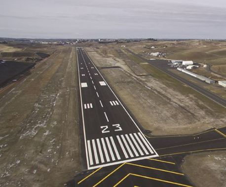 New Runway at Pullman-Moscow Regional Required Perseverance & Broad Cooperation
