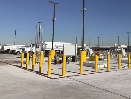 Expansion at Dallas Fort Worth Int'l Drives Need to Relocate Refueler Station