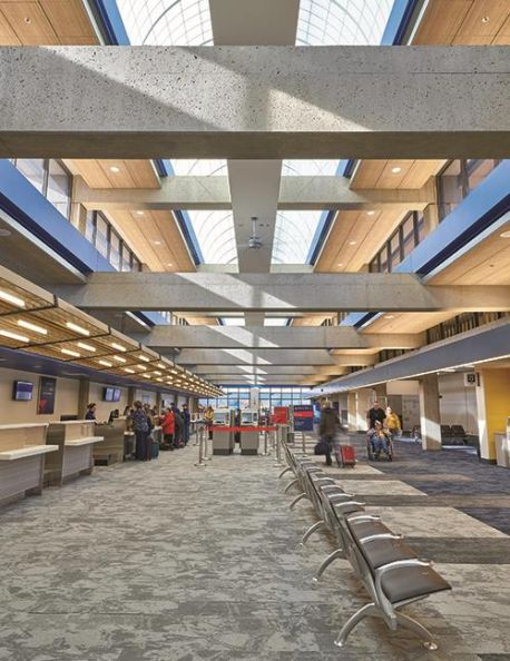 Evansville Regional Leverages Federal, State & Local Funds for Terminal Expansion Project